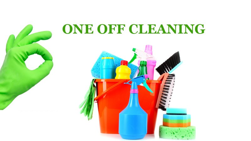 One Off Cleaning One Off Cleaning Services London